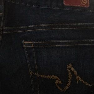 Ag Adriano Goldschmied Jeans - 🔴LAST CALL🔴 AG The Club Dark Wash Flare Jean